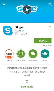 Cara Mendaftar Akun Skype