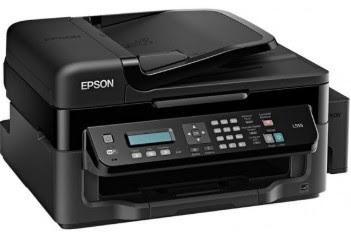 Cara Reset Printer Epson L550 L555 Dengan Mudah