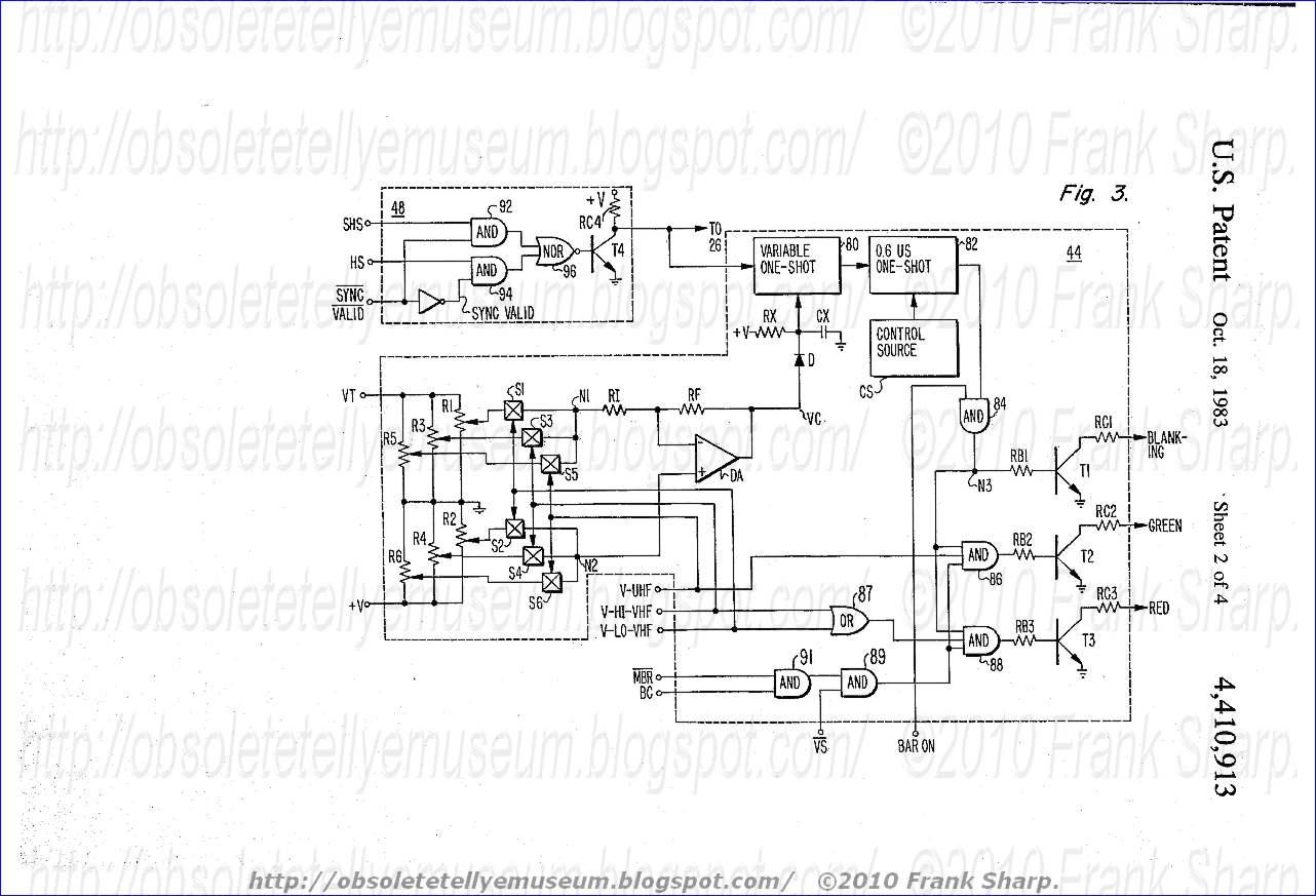 Obsolete Technology Tellye Philips 26c858 Magnasco