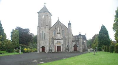 Edenderry Historical Society: 12. St Mary's RC Church