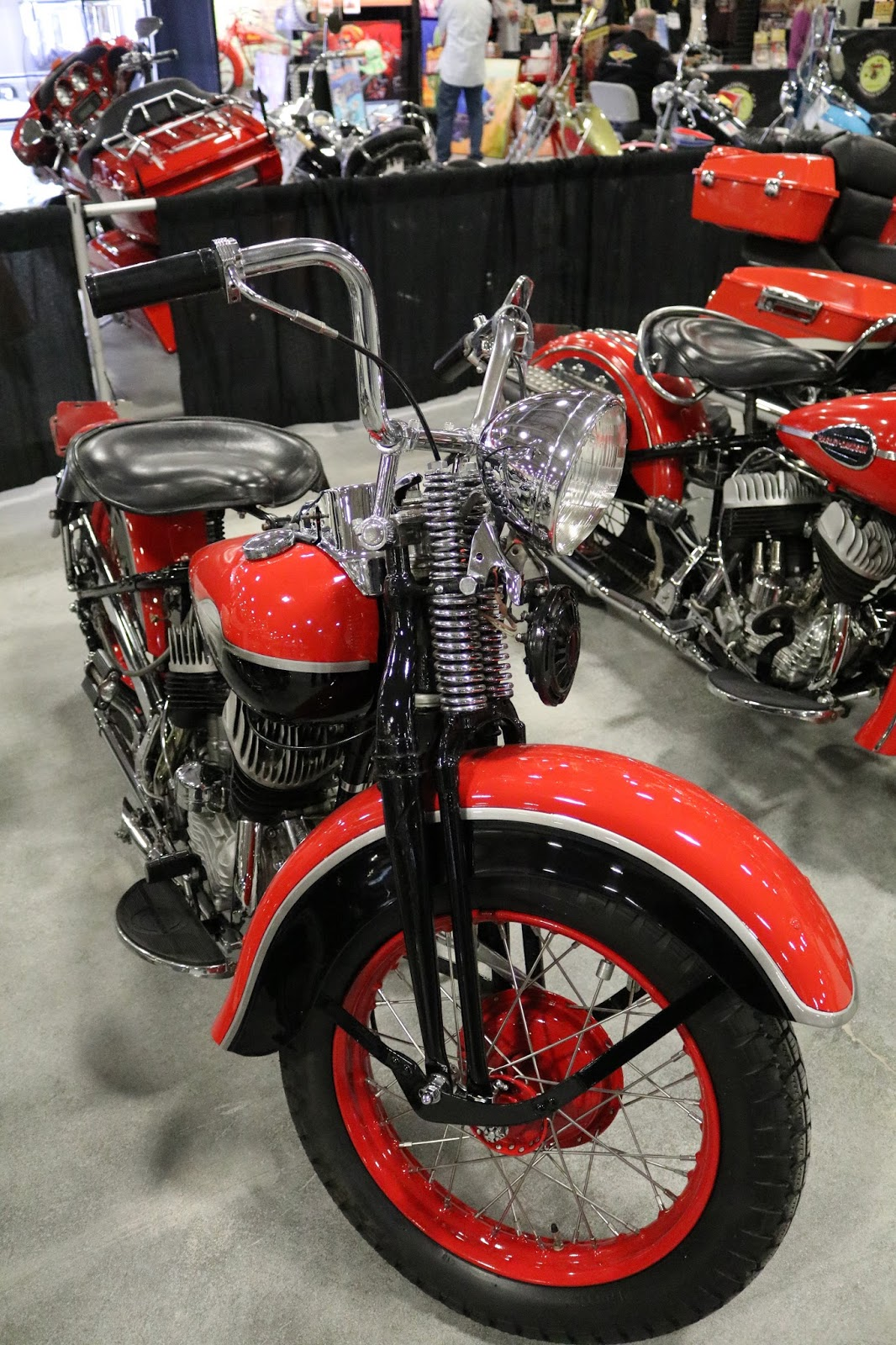 oldmotodude 1942 harley davidson wla modified for. Black Bedroom Furniture Sets. Home Design Ideas
