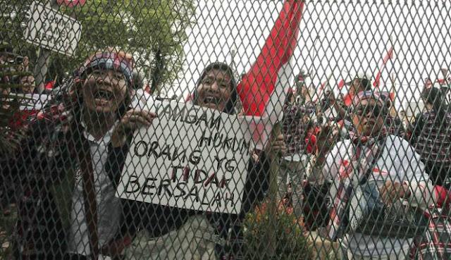 Pakar Hukum Tegaskan Penahanan Ahok Tak Bisa Ditangguhkan, Netizen: Djarot Ora Mudeng