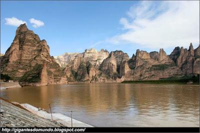 Rio Amarelo - China