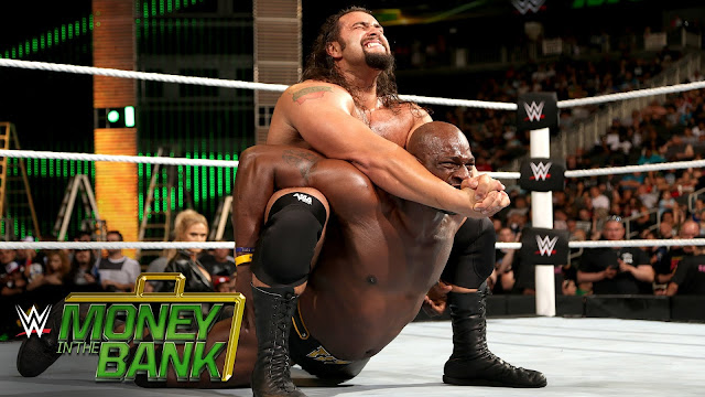 Rusev Want a WWE title match at Money in the Bank