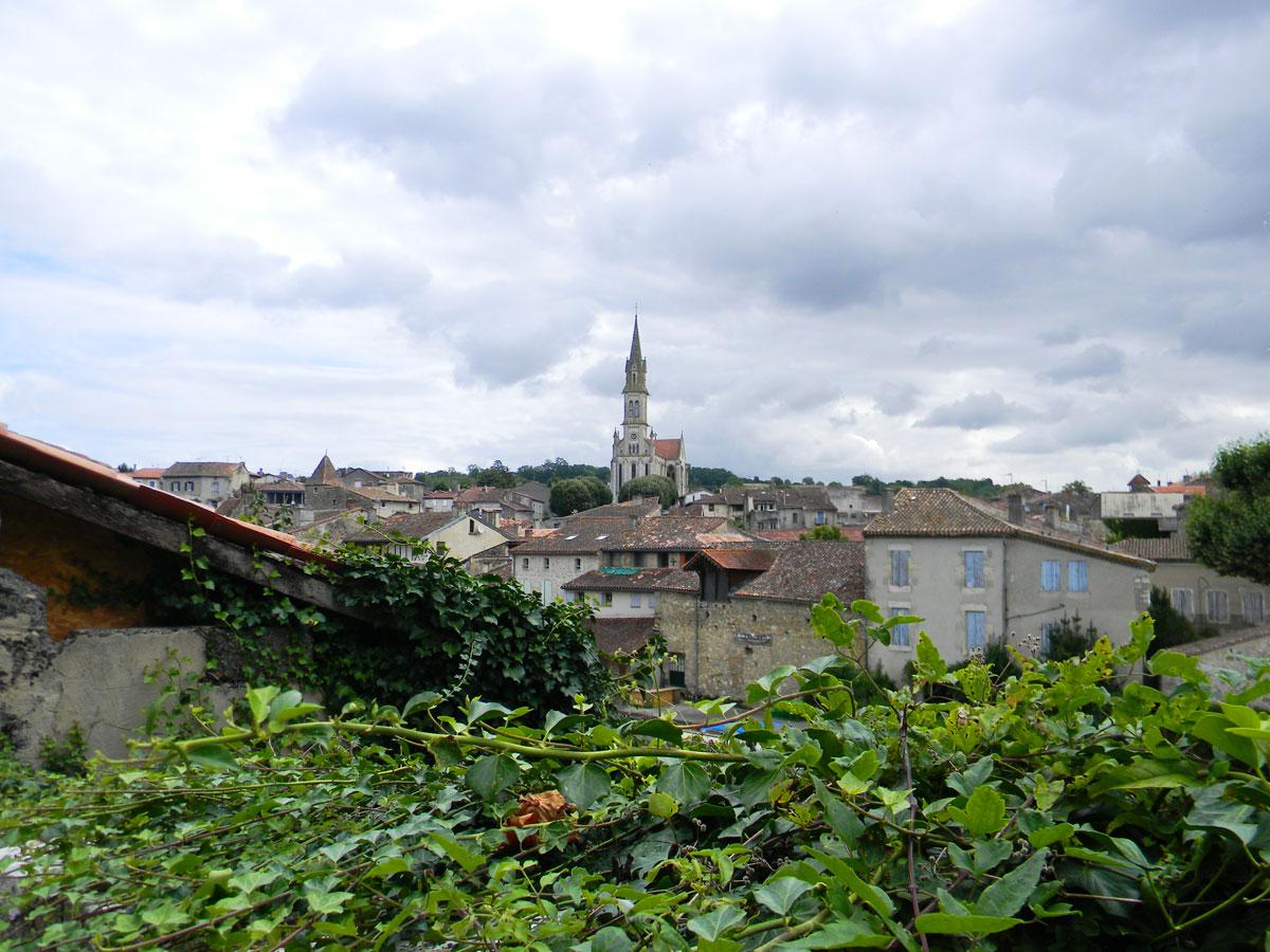 Semaine de vacances à Nérac, Lot-et-Garonne