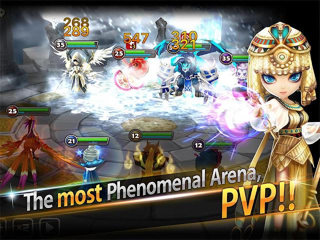 5 Game RPG Terbaik dan Terupdate di Android
