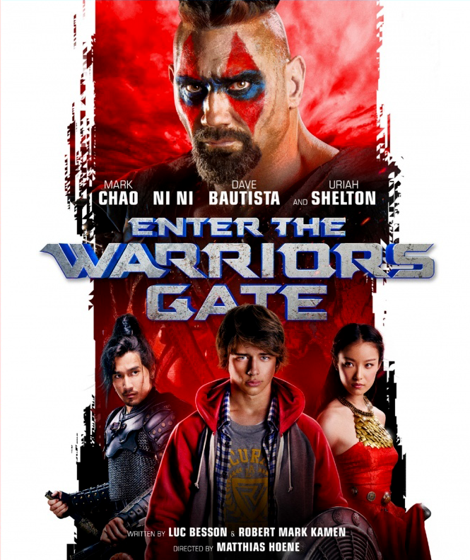 The Warrior's Gate [2016] [DVDR] [NTSC] [Subtitulado]