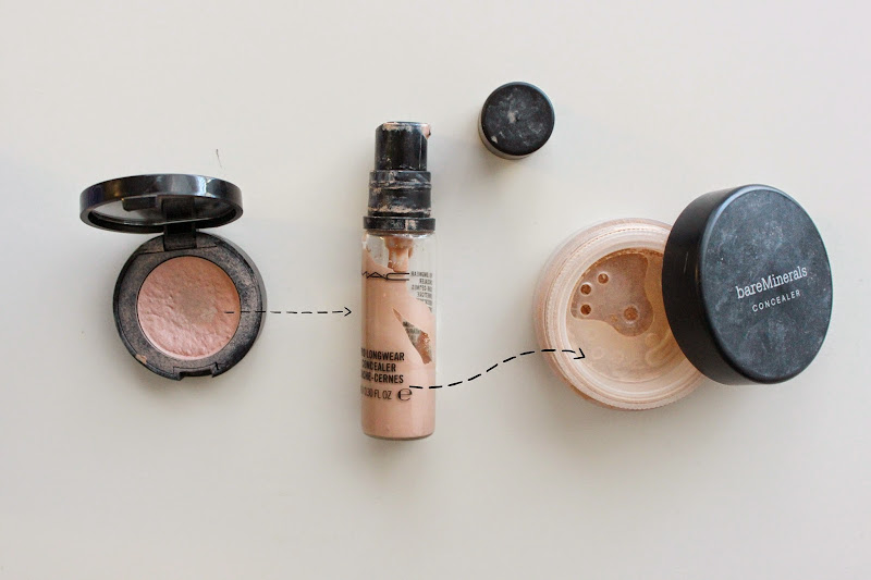 how to hide undereye circles