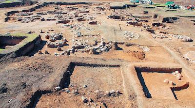 Πλήρως οργανωμένη κοινωνία ο προϊστορικός οικισμός στην Ποντοκώμη Κοζάνης το 6.500 π.Χ.