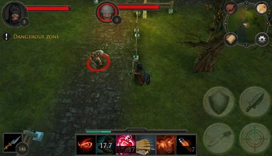 Rogue: Beyond The Shadows Apk + Data for android