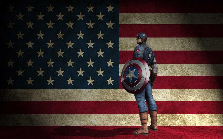 Captain Ameria Example Best Theme