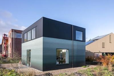 la #casa da costruire