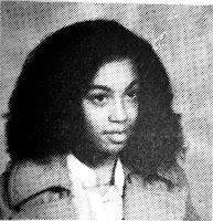 Foto de Cynthia, vítima do serial killer