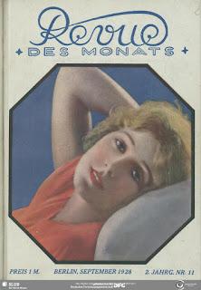 Magazine Revue des Monats