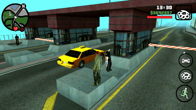 Toll Booth at Golden Gate Bridge for Android pay at golden gate mod mobile gta sa
