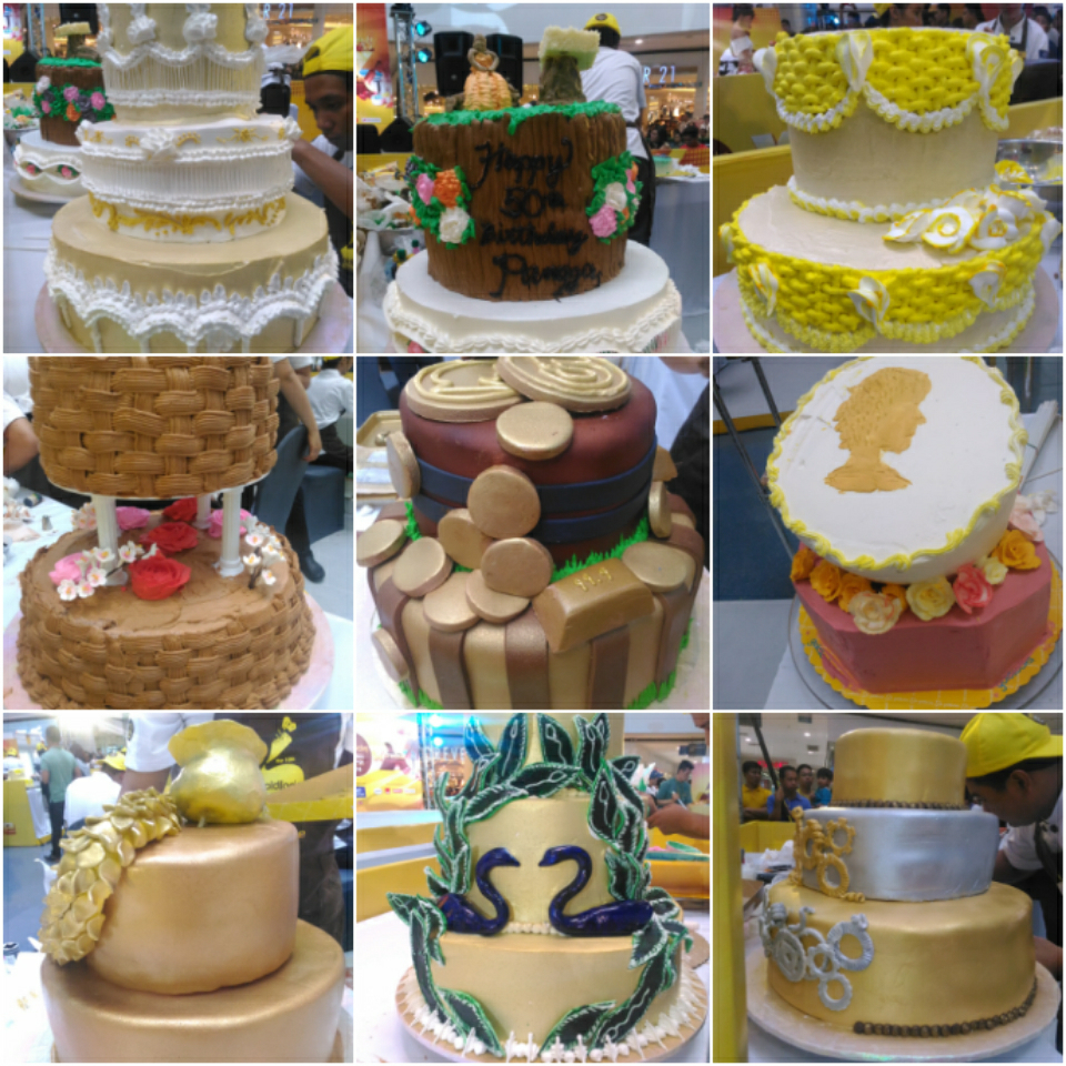 Amazing jing for life goldilocks 10th intercollegiate cake this cake collage was also posted on my instagram account amazingjing you might wanna check it out publicscrutiny Gallery