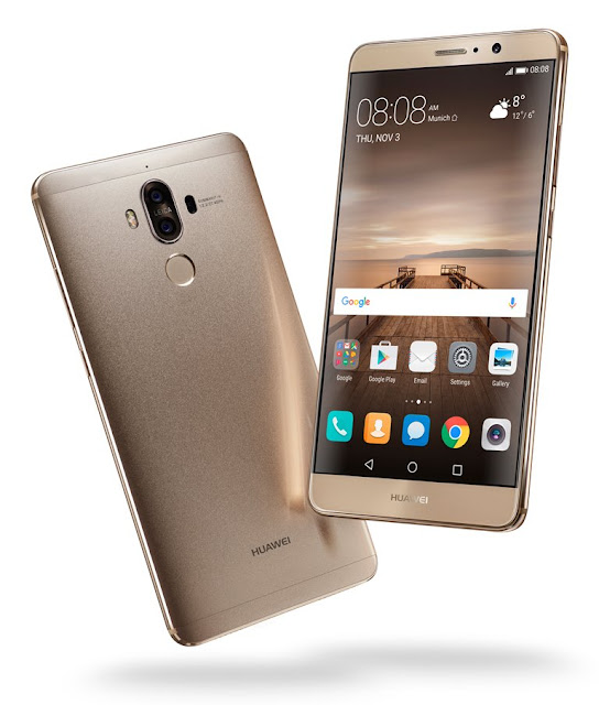 @HuaweiZA Introduces the #HUAWEIMate9 #Android #Phablet #aStepAhead