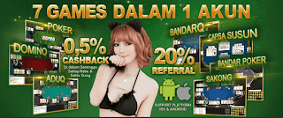 Agen Judi BandarQ Online Terpercaya Se-Indonesia QBandars.net - www.Sakong2018.com