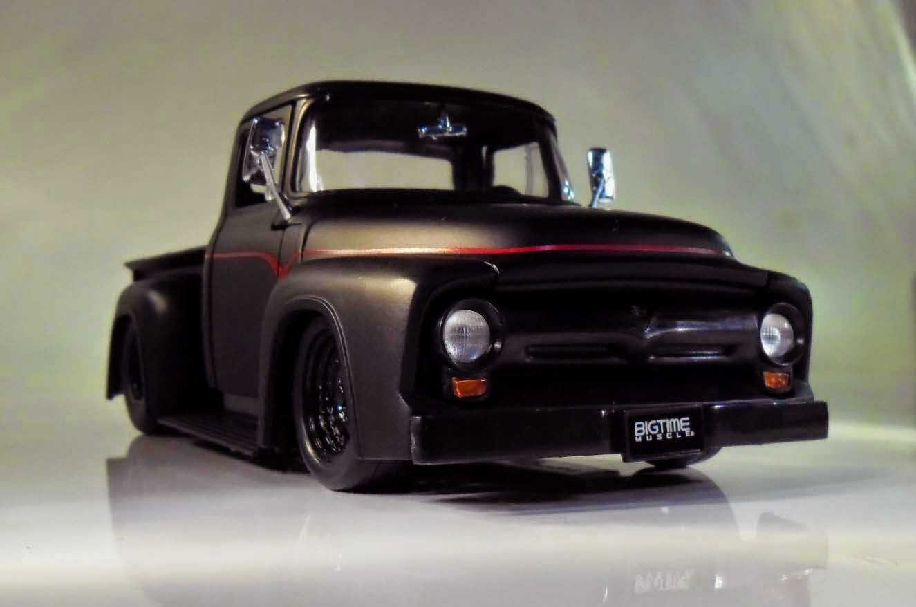 1948 Ford F1001948 F100 Truck Hot Rod Custom For Sale Auto Pickup Galeria 1 18 Eddie F 100 1956 Quot Bigtime Muscle
