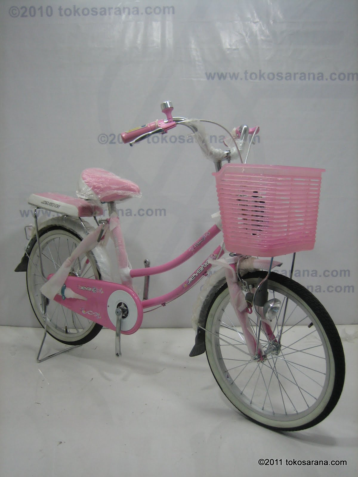 Tokosarana Mahasarana Sukses Sepeda Mini Jieyang New