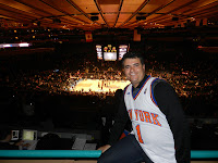 Madison Square Garden Wesley