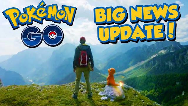 Pokemon Go mendapat update v0.39.0 untuk Android dan v1.9.0 untuk iOS, apa saja fiturnya?