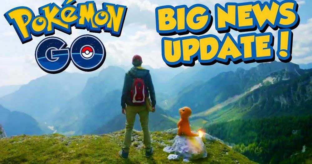 Resmi, update terbaru Pokemon Go akan mulai digulirkan tanggal 12 Desember