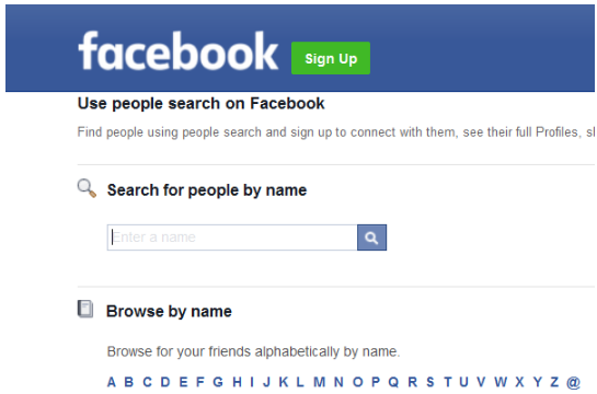 Facebook Search Tutorial: Tools to Help You Look for People on Facebook