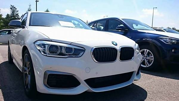 2016 BMW M140i Sport Car With 340 HP