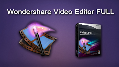 Wondershare Video Editor 5.1.3 Full version
