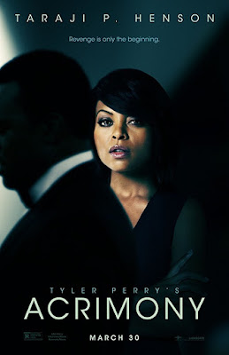 Acrimony 2018 Full English Movie Download in 720p