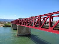Puente del ferrocarril Tortosa