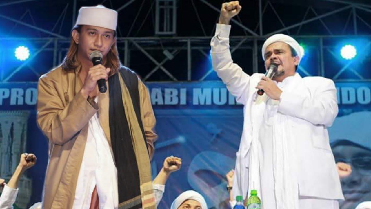 Habib Bahar Jadi Tersangka, Habib Rizieq: Jangan Putus Asa ...