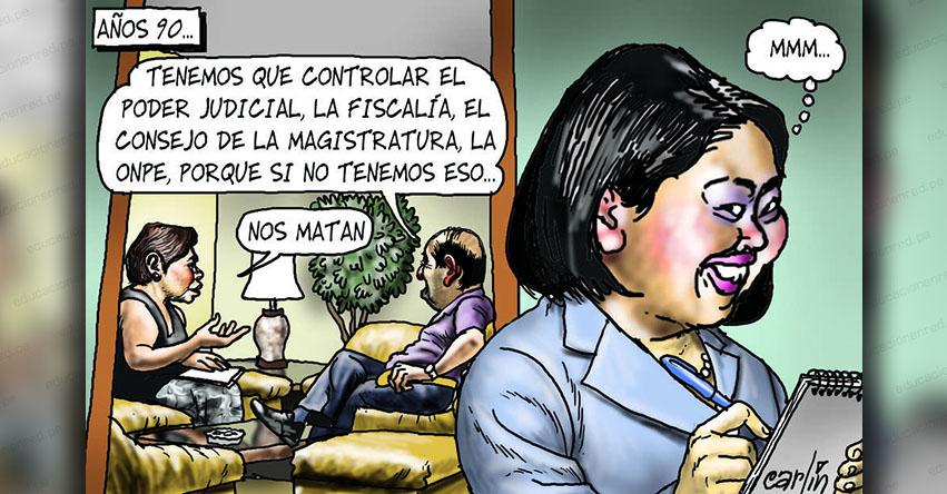 Carlincaturas Martes 24 Julio 2018 - La República