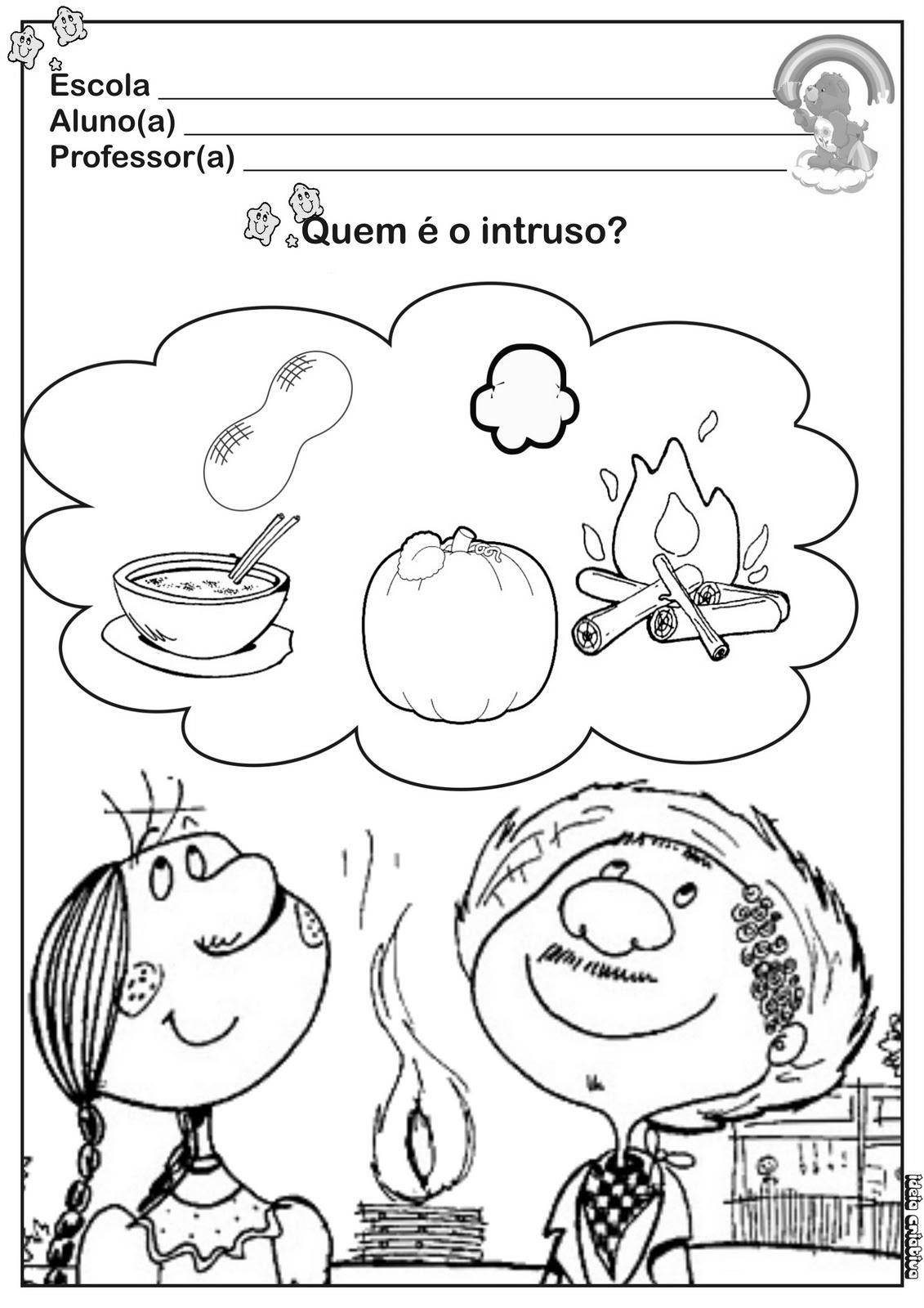 03de1a71aae ATIVIDADES FESTA JUNINA SÃO JOÃO SANTO ANTÔNIO SÃO PEDRO EXERCÍCIOS ...