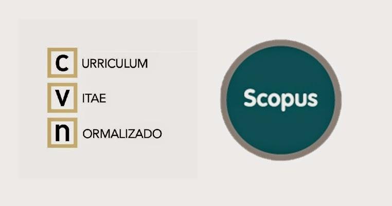 Noticias Y Punto Scopus Es Ya Compatible Con Cvn Curriculum Vitae
