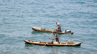 Sao Tome fishing industry is for self sustaining