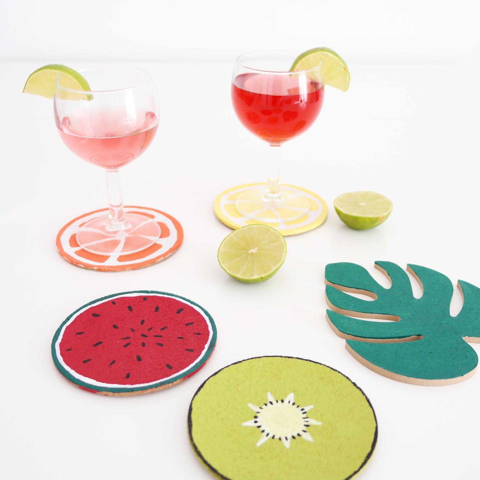diy-sous-verres-fruits-liege