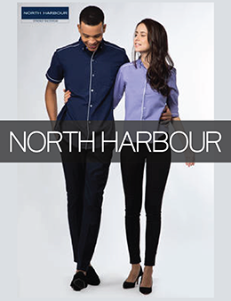North Harbour shirt