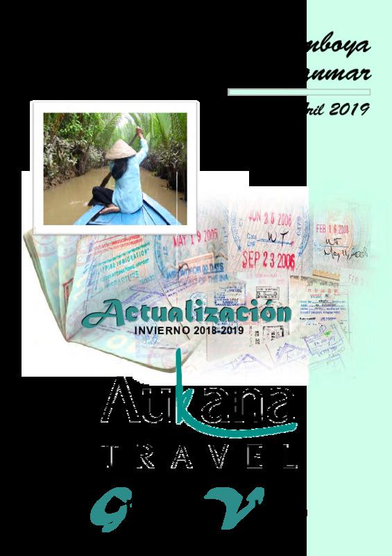 Catálogo Aukana Circuitos Vietnam Invierno 2018-21