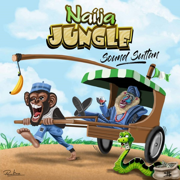 "Veteran singer Sound Sultan releases new single - ""Naija jungle"""