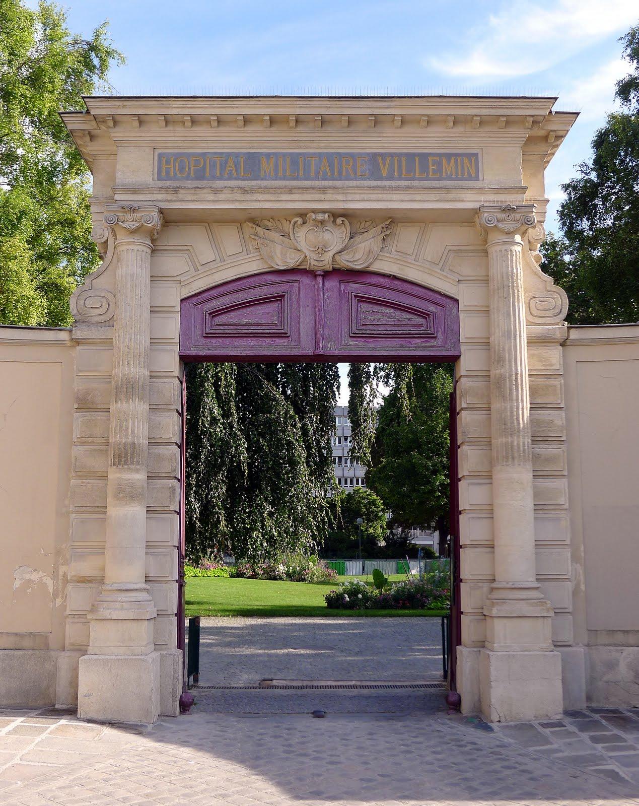 So You Think You Know Paris Jardin Villemin