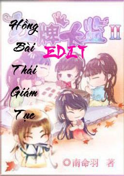 Cover Hồng Bài Thái Giám Tục EDIT - Nam Mạng Vũ | Bách hợp tiểu thuyết