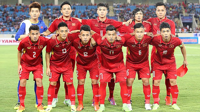 Hình ảnh bóng đá U23 Việt Nam
