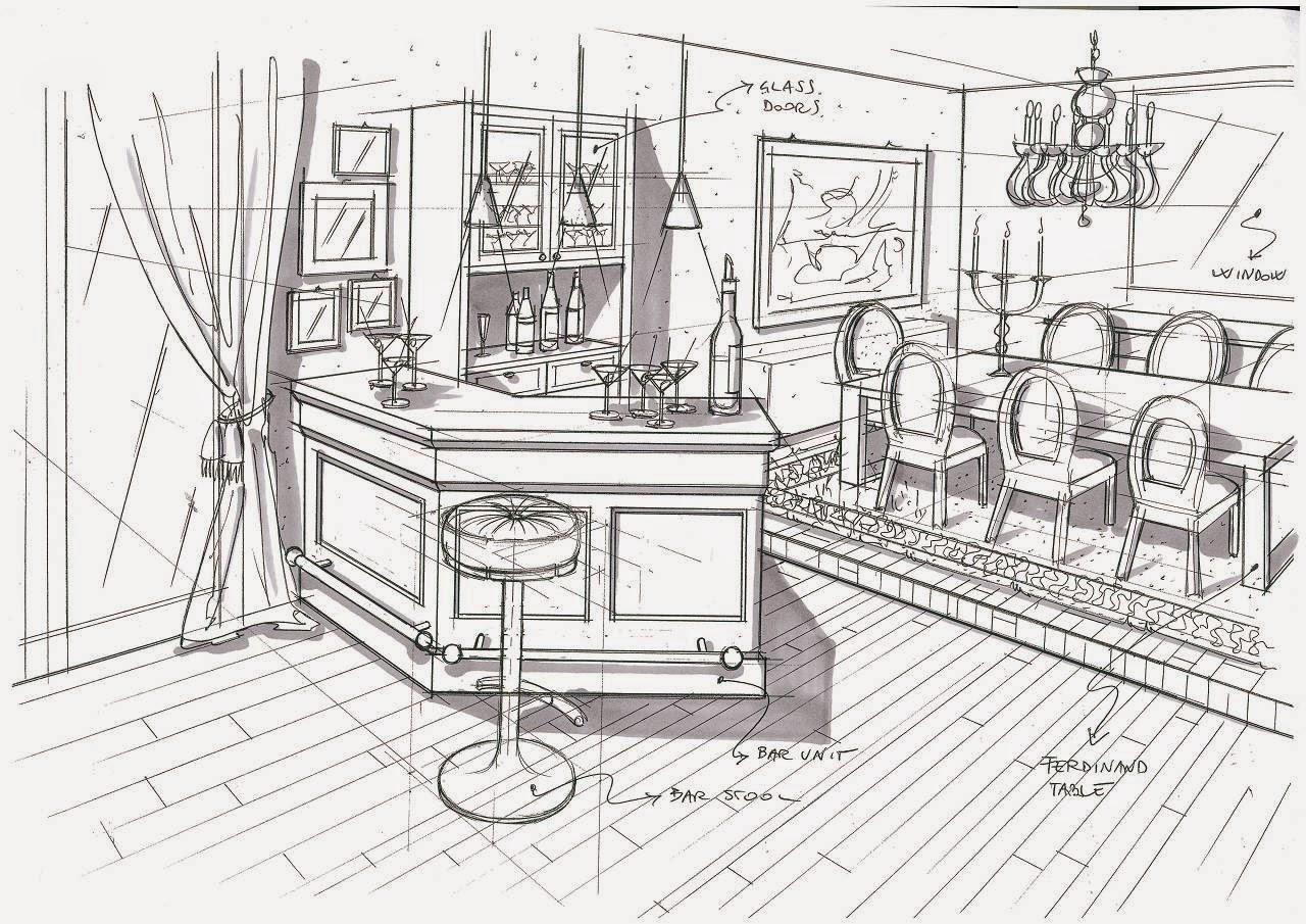Alberto sozzi store manager and senior interior designer for Disegnare interni