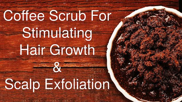 Scalp Exfoliation Natural Hair