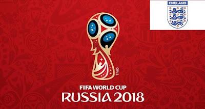Senarai Penuh Pemain England Piala Dunia 2018