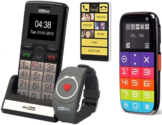 Best cell phones, plans and accessories for seniors