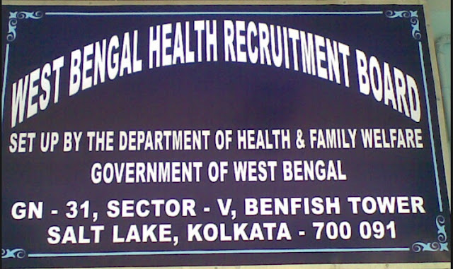 7615 Staff Nurse Grade II Vacancies in West Bengal Health Recruitment Board