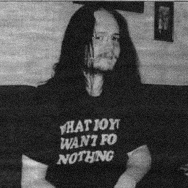 What Do You Want For Nothing T-shirt worn by Euronymous Mayhem real Norwegian Black Metal. PunkMetalRap.com